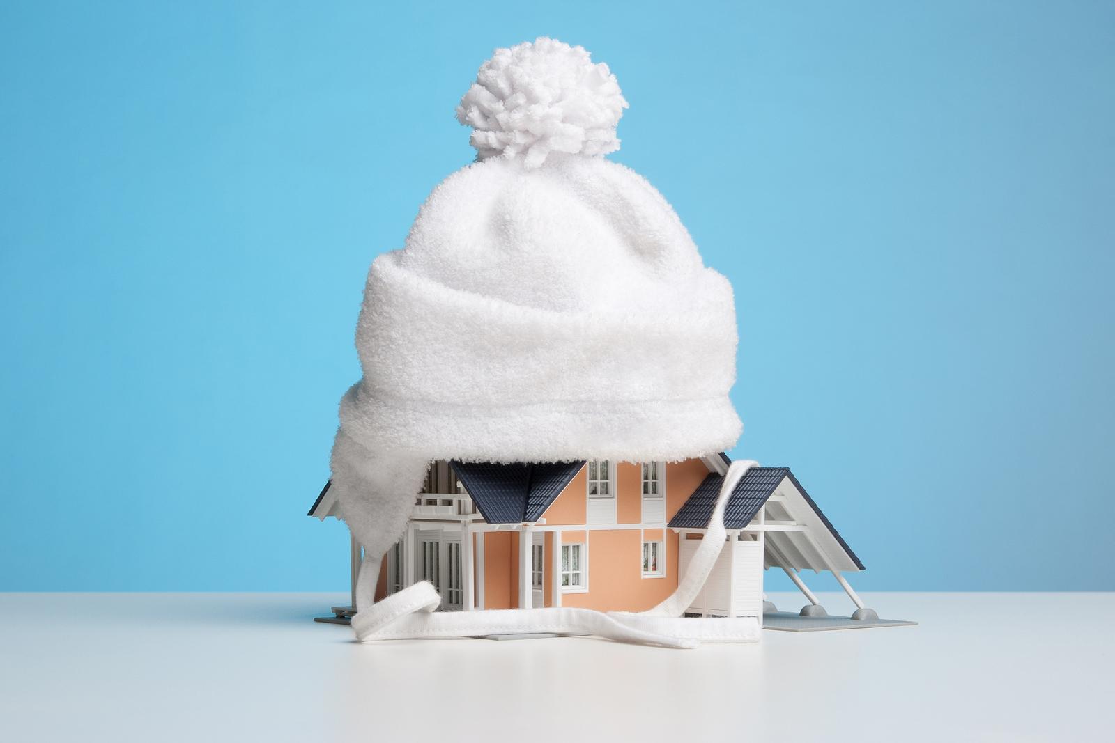 Зовнішнє утеплення приватного будинку
