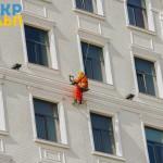 Высотная замена света Киев